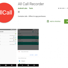 That may call recorder is best for new iphone 4 free of cost